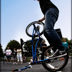 Stunt Show Photo 1