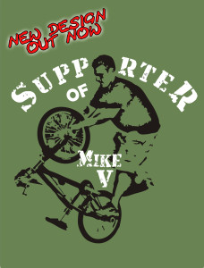 Supporter of Mike V T-Shirt