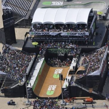 Ocean City, MD Dew Tour August 16 – 19, 2012: