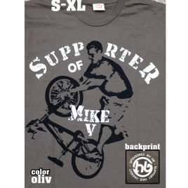 """Supporter of Mike V"" Model: SM"